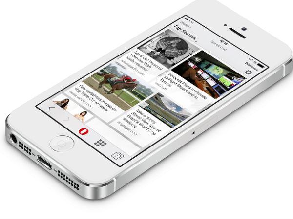 Opera Discusses Data Compression Mode in Opera Mini 8 for iOS [VIDEO]