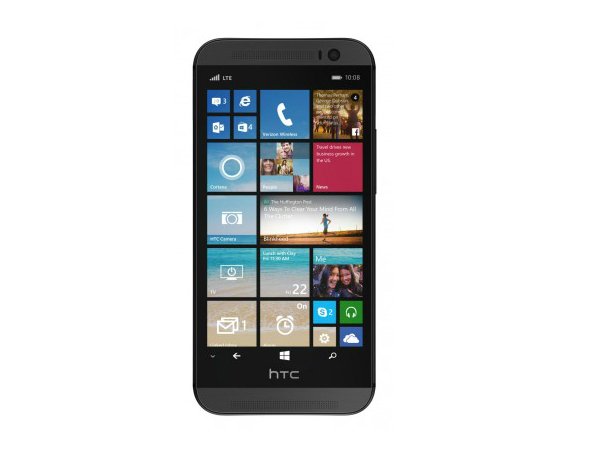 HTC One (M8) for Windows:  Press Image Leaked Ahead of August 19