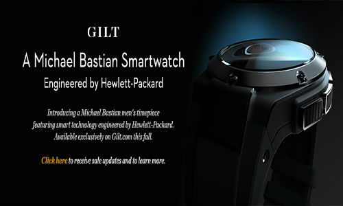 HP's Luxury SmartWatch To Launch in September 2014