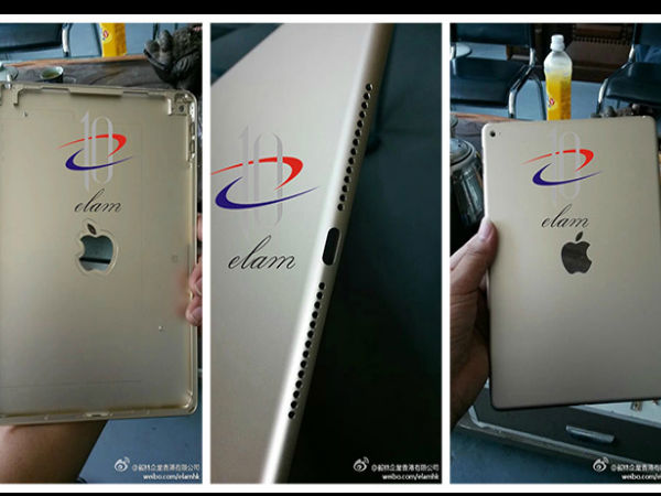 New Apple iPad Air 2 Photos Unearthed Via Recent Leak
