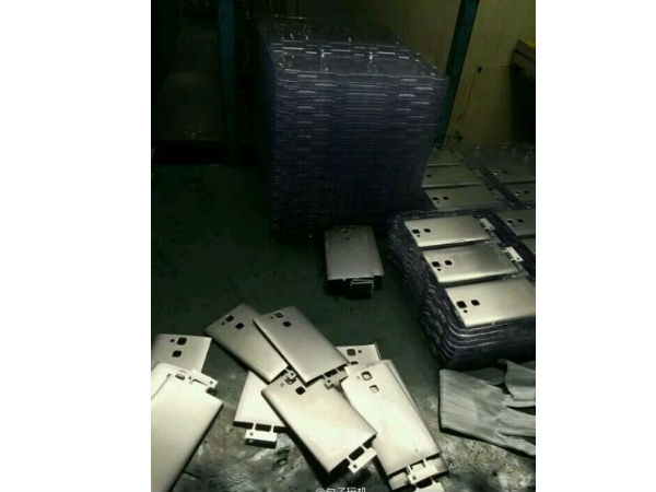 Huawei Ascend D3 Images Leak Showing Metal Rear Panels