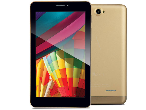 iBall Slide 3G Q7271-IPS20 Tablet with Android KitKat Now Up For Sale
