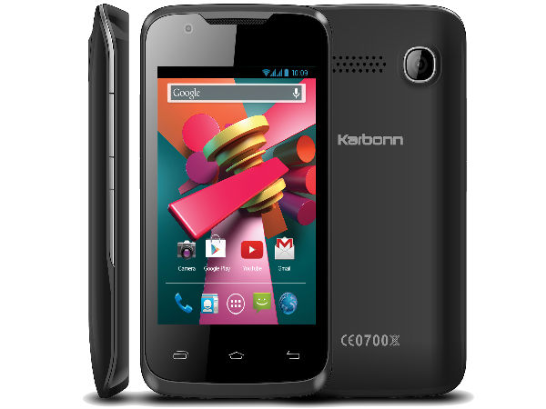 Karbonn A1+ Super and Karbonn A5 Turbo Launched with Android KitKat