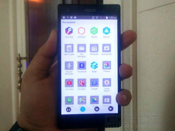Xolo 8X-1000 Features: Bigger RAM Support