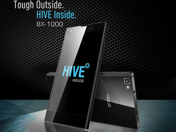 Xolo 8X-1000 Features: High Definition Gaming