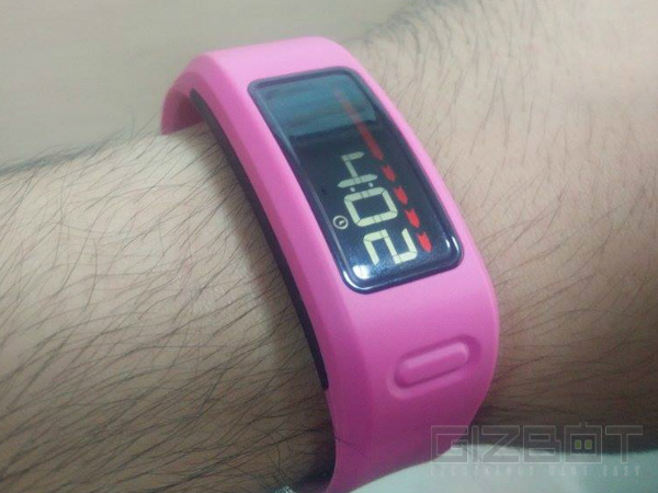 Garmin Vivofit Fitness Band Unveiled in India Via Flipkart at Rs 9,990