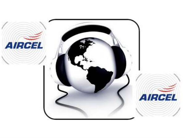 Aircel Unveils IVR Mobile Radio Music Streaming Service for Free