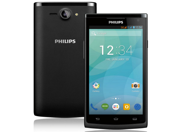 Philips S388 With 4.5 inch qHD Display, Quad-Core CPU Launched