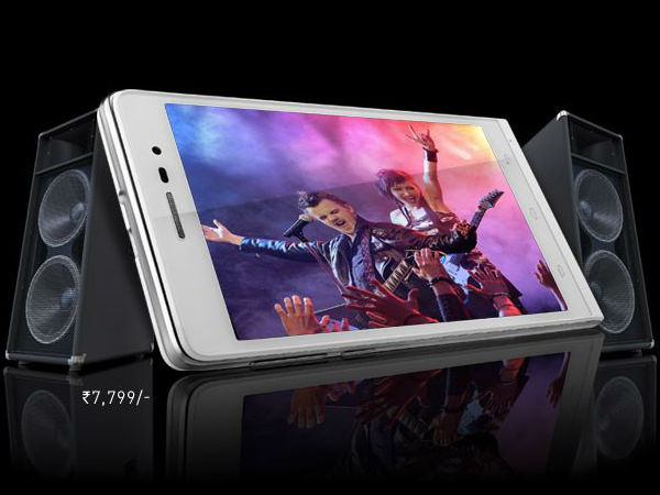 Xolo A1100s Smartphone with Android KitKat Gets Listed at Rs 7,999