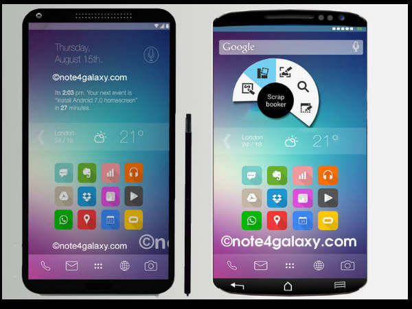 Samsung Galaxy Note 4 Rumors: Release Date