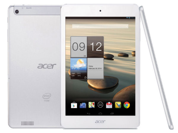 Acer Iconia A1-830 Launched for Rs 11,299 With Big Offers