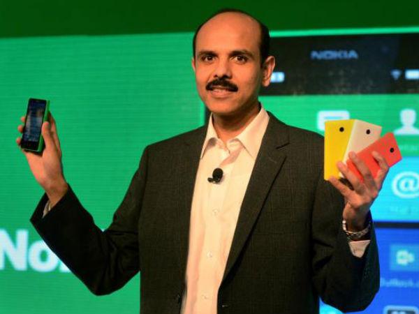 Nokia India Head P Balaji Quits