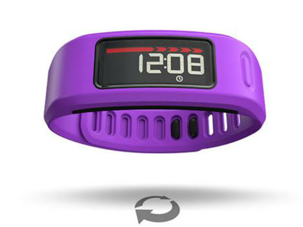 Garmin Vivofit Features: Just Keep Moving