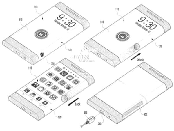 Samsung Galaxy Note 4 To Feature Three-Sided Display?