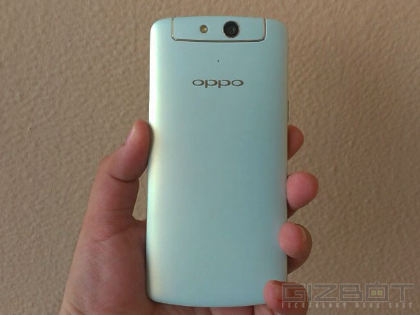 Oppo N1 Mini Features: Industry Standard Camera