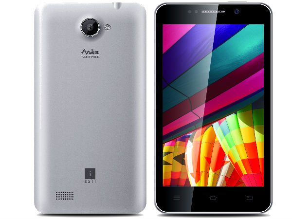 iBall Andi 5K Panther With Octa CoreLaunched for Rs 10,499
