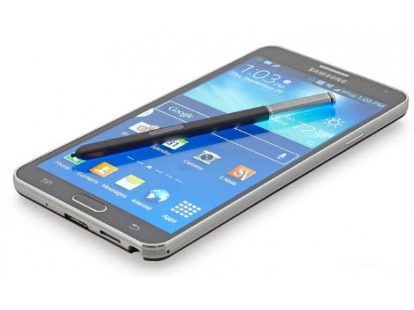 Samsung Galaxy Note Edge with Three-Sided Display Passes Trademark