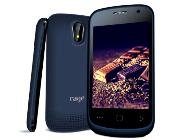 Sunstrike Launches Rage Swift Smartphone With Android 4.4 at Rs 2,999