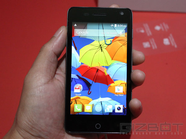 Intex Aqua Style First Look and Hands On: Just Another Budget Offering