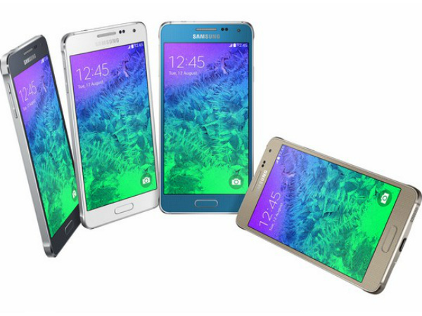 Samsung Galaxy Alpha – Added Features