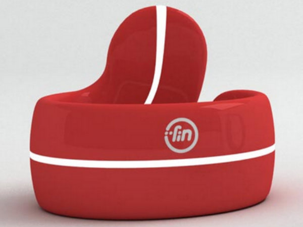 Fin Wearable Features: Controlling Your Car