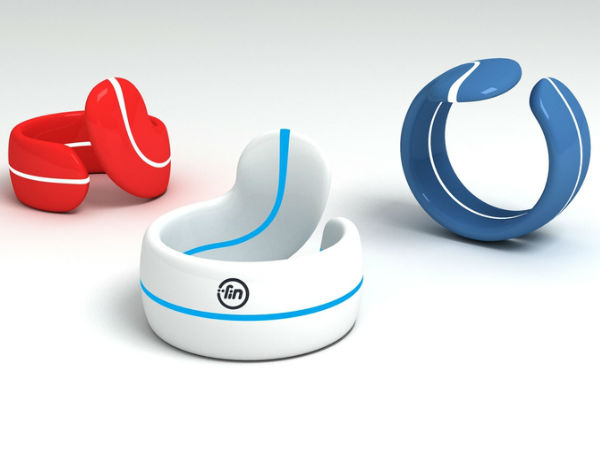 Fin Wearable Ring: 5 Things This India's Invention Can Do For You