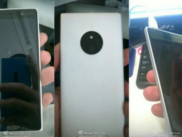 Nokia Lumia 830 Video Leaks Online Touting 20.1MP Camera and More