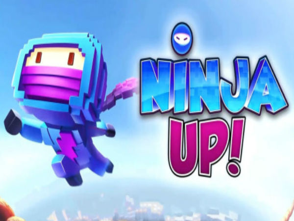 Ninja UP! 2D Game from Gameloft Officially Released for Android