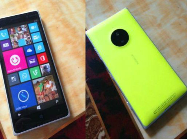 Nokia Lumia 830: Alleged Images Leaked Ahead of Offical Launch