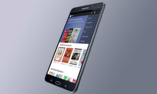 Samsung Teases Galaxy Tab 4 Nook Ahead of August 20 Launch