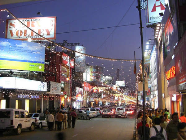 Banglore: MG Road