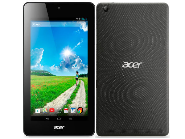Acer Iconia One 7 B1-730HD Tablet  Up For Sale At Rs 8,499