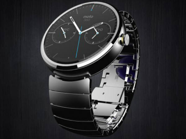 Motorola Moto 360: Retail Price and Specs Allegedly Leaked By Best Buy
