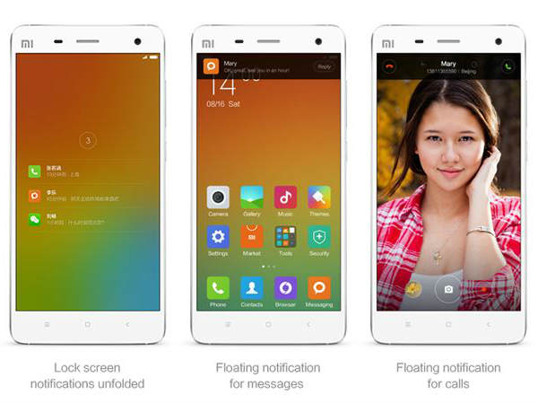Xiaomi MIUI 6 Pushed Out for Developers: 5 Big Features