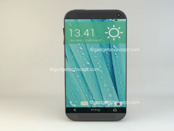 HTC One M9: Concept 1