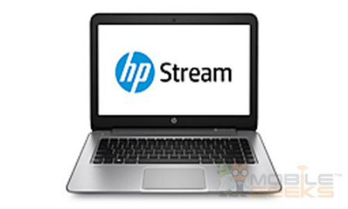 HP Stream 14 Notebook with Windows 8.1 To Take on Google's Chromebooks