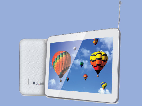 iBall Slide 3G 1026-Q18 With 10.1-inch Display Available at Rs 11,015