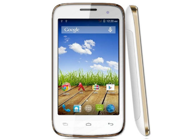 Micromax Bolt A065 Launched At Rs 3,799 With Dual Core CPU, KitKat OS