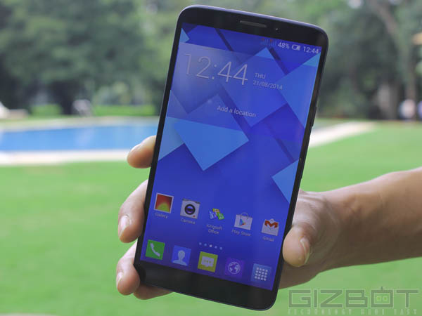 Alcatel One Touch Hero First Look and Hands On