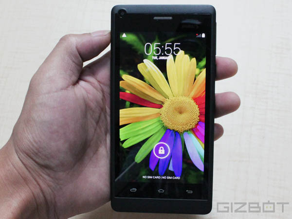 Celkon Millenium Vogue Q455 Hands On and First Look
