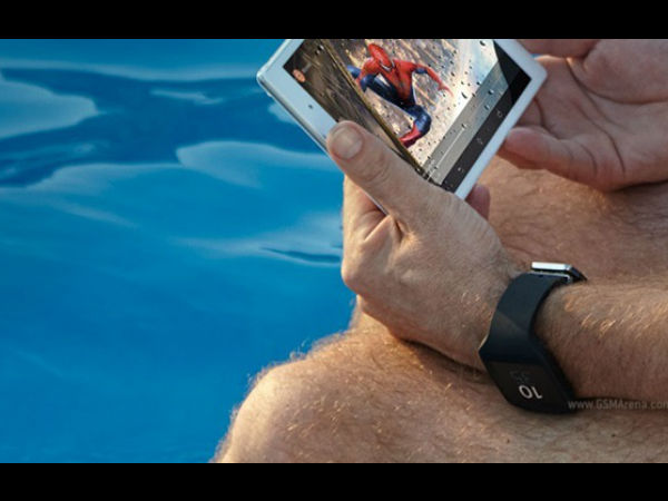 Sony Xperia Tablet Z3 Compact, SmartWatch 3 Revealed in Leaked Live