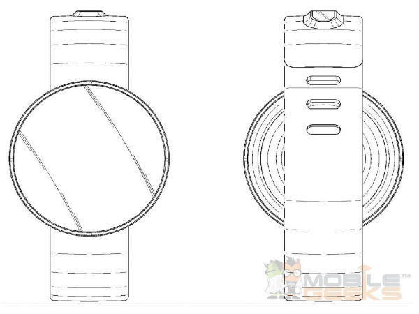 Samsung's Circular Smartwatch, SIM Enabled Gear Watch To Launch Soon