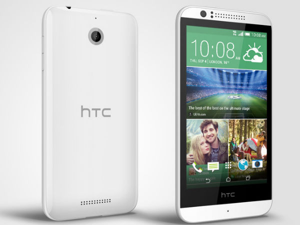 HTC Desire 510 Announced With 64-Bit Snapdragon 410 CPU and 4G LTE