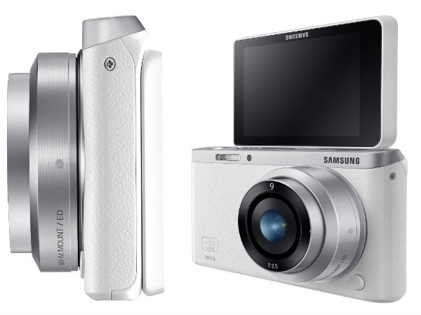Samsung New NX Mini Smart Camera Now Available For Rs 22,990
