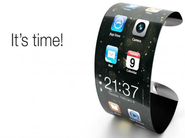 Apple iWatch: Wireless Charging