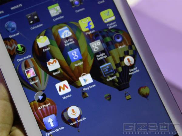 Flipkart Digiflip Pro ET701 Hands-on And First Look