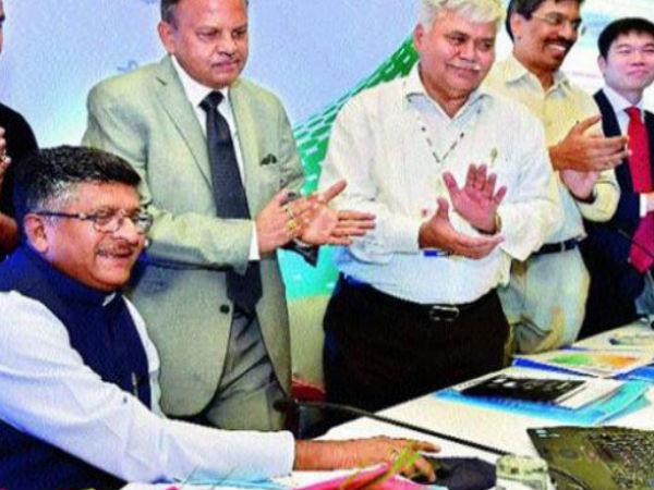 Government Launches Dot Bharat Domain Name in Devanagari Script