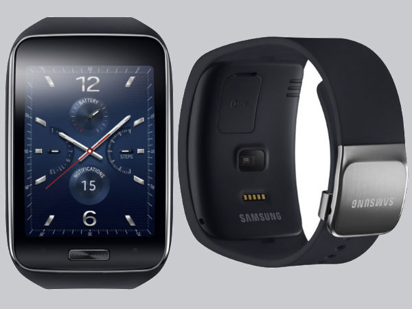 Samsung Gear S Smartwatch With 3G Voice Call Support Announced