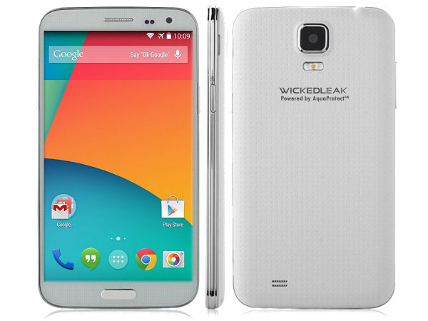 Wickedleak Wammy Note 3 with FHD Display, Octa Core SoC Launched
