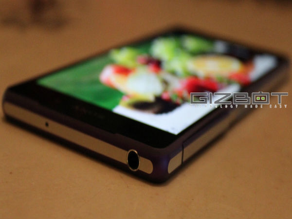 Best Gaming Smartphones: Sony Xperia Z2